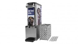 NEWCO Cold Beverage Dispenser 7.6 L (2.0 G) Skinny